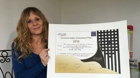 Une Toulousaine gagne le concours Lépine grâce à une montre connectée pour aider les autistes