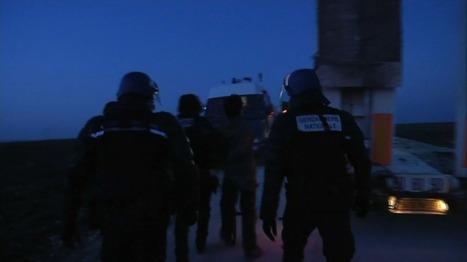 Vaste opération de gendarmerie pour l'évacuation de la ZAD de Bure