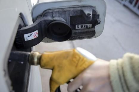 Vers une hausse de 10% des taxes sur le diesel en 2018