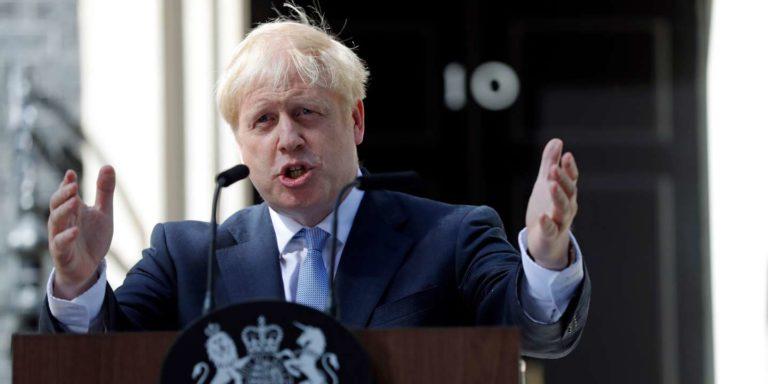 Vidéo. Boris Johnson: son premier discours en tant que premier ministre