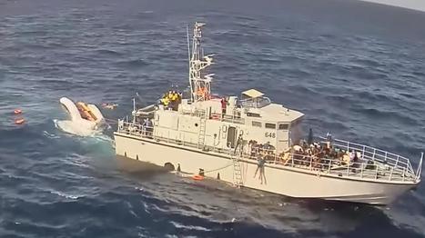VIDEO. «Sauvés» puis maltraités, ces migrants ont vécu un cauchemar