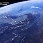 VIDEO. Une caméra de la Nasa filme l'Europe en très haute définition