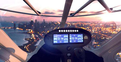 Volocopter, la start-up qui veut lancer les premiers taxis volants et autonomes
