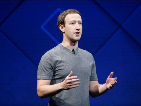 Zuckerberg réclame «quelques années» pour régler les problèmes de Facebook