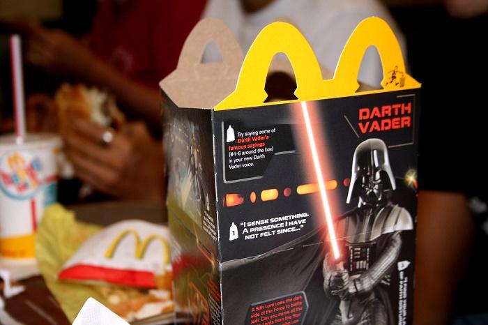 [Bonne nouvelle] Vers la fin des jouets en plastique dans les menus enfants des fast-foods