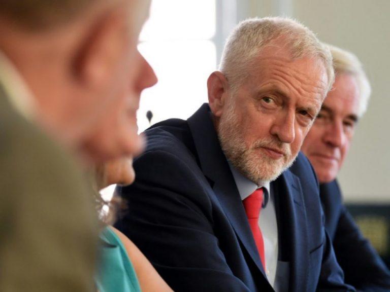 Brexit: l'opposition britannique tente d'empêcher un «no deal»