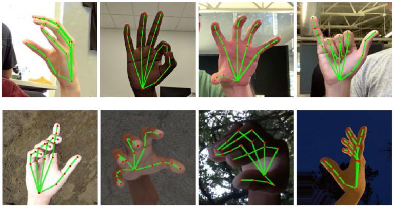 Comment Google va traduire la langue des signes à l'aide d'une intelligence artificielle