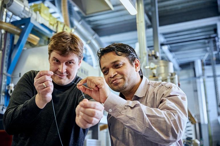 Covestro développe des fibres élastiques à base de CO2 | Mode in Textile
