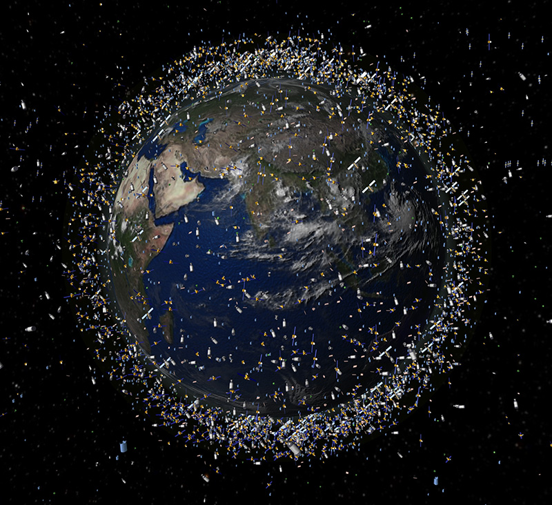[Décryptage] Starlink : méga-constellations et débris spatiaux