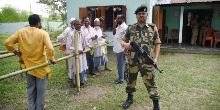 En Inde, près de deux millions de citoyens, la plupart musulmans, déchus de leur nationalité