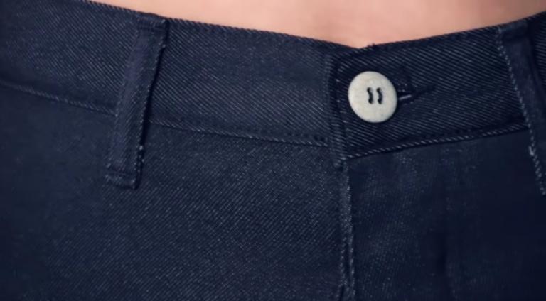 Ils ont créé le jeans infini : fait de déchets plastique et recyclable en fin de vie !
