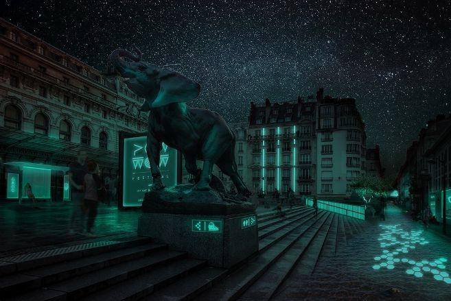 Innovation – Rambouillet va devenir un laboratoire d'expérimentation sur la lumière de demain