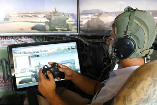 Israël dévoile les caractéristiques de son «tank du futur»