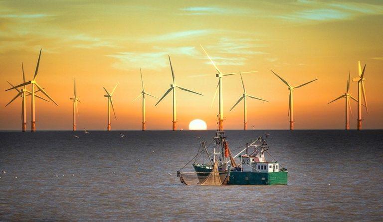 La Grande-Bretagne génère maintenant deux fois plus d'électricité éolienne que celle issue du charbon