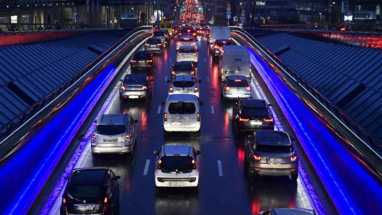 La ville de Bruxelles veut faire payer les automobilistes au nombre de kilomètres parcourus