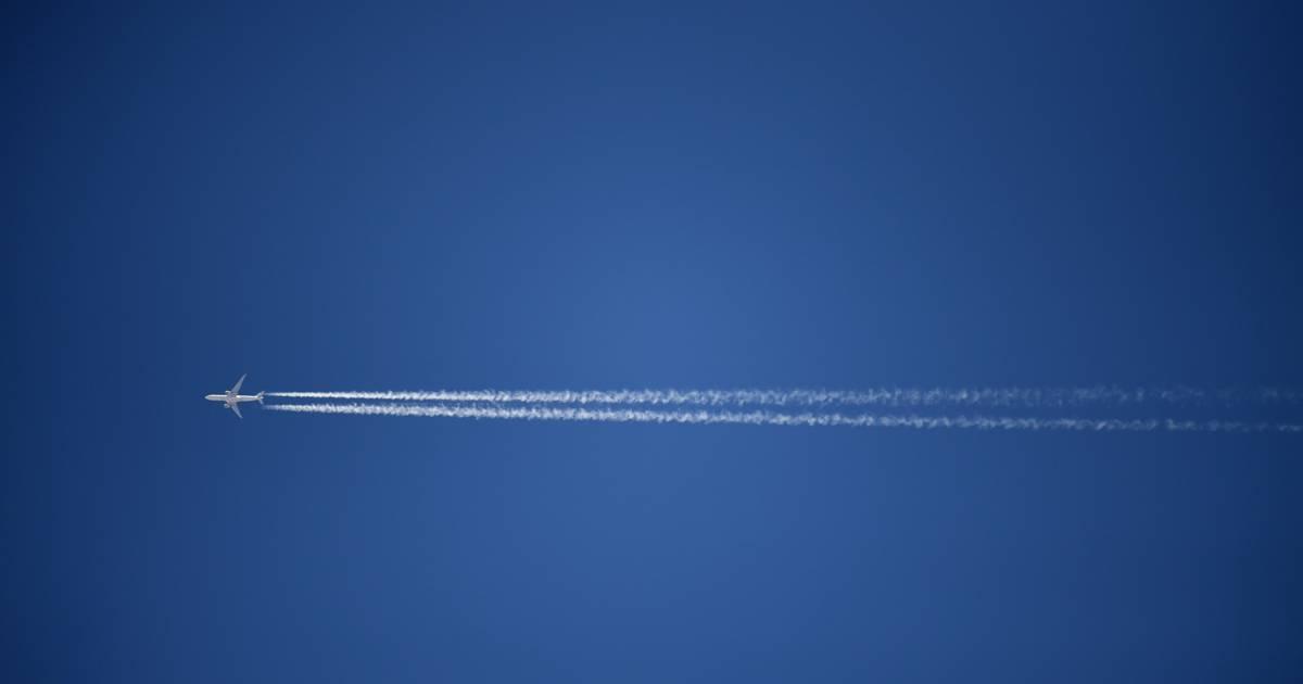 «Avion carbone» sur l'ensemble du site