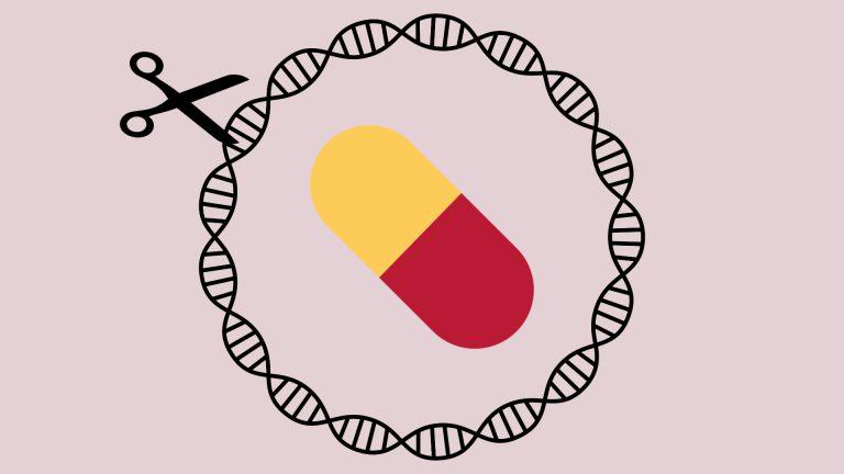 Le ciseau génétique CRISPR pourrait permettre de créer des médicaments qui changent de forme – Sciences – Numerama