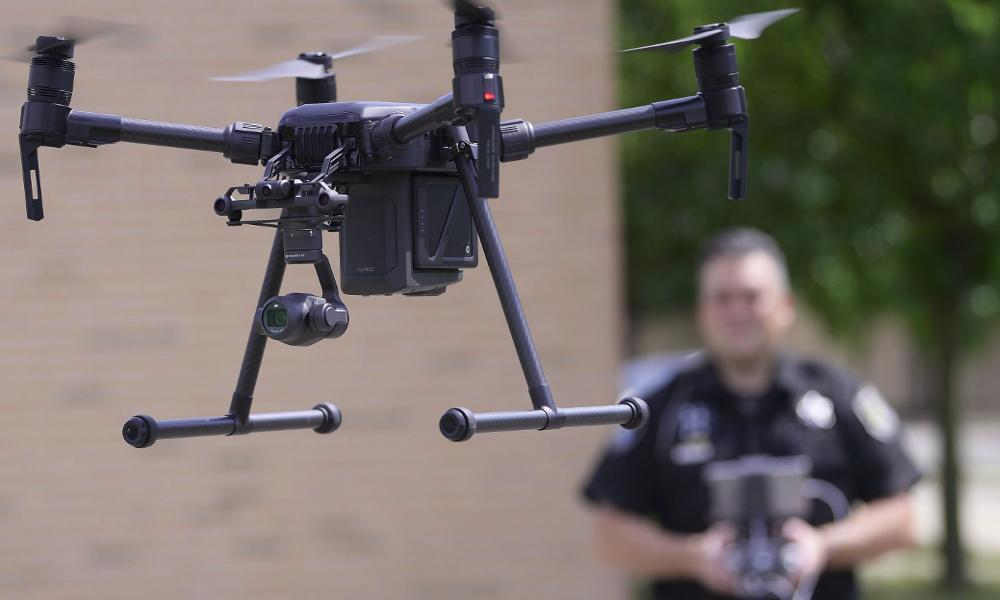 Les drones-radars de la gendarmerie ont décollé pour vous verbaliser