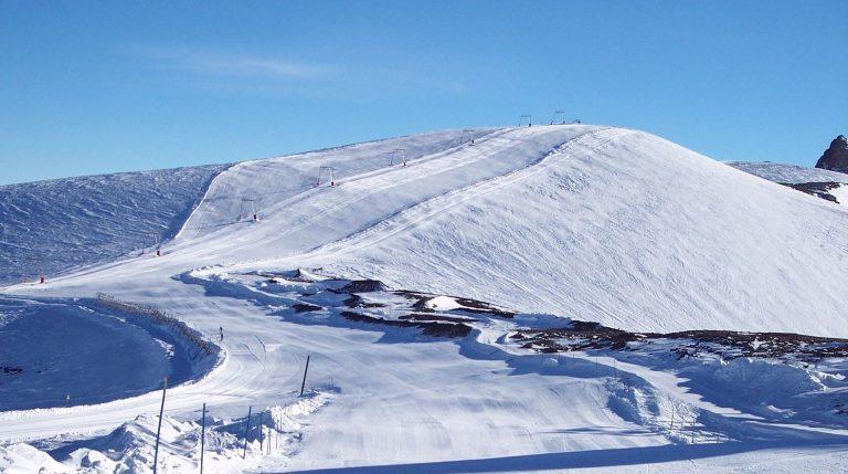 Les fortes chaleurs de juin et juillet ont eu raison du glacier des Deux-Alpes