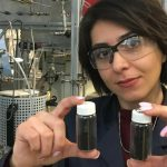 Recycler les GES en nanofibres de carbone