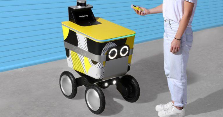 Postmates obtient son permis pour tester son robot de livraison autonome Serve à San Francisco