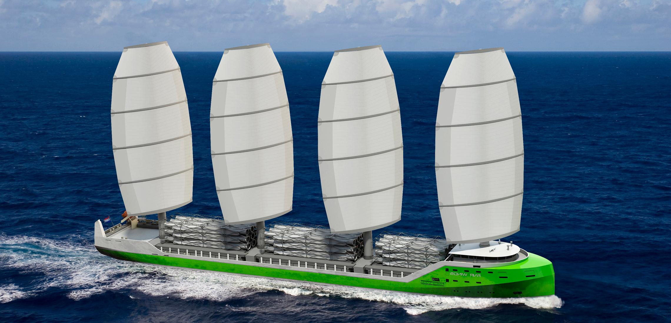 WASP (Ecoliner) – Dykstra Naval Architects