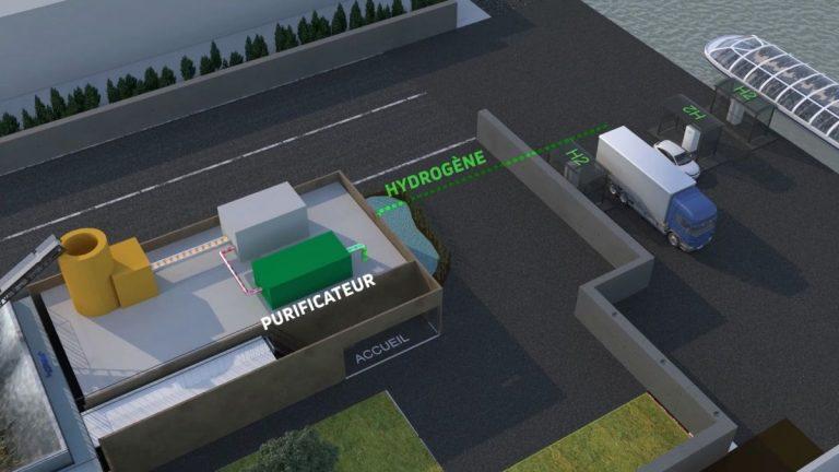 Strasbourg : la première unité au monde de production d'hydrogène à partir de bois sera mise en service en 2021