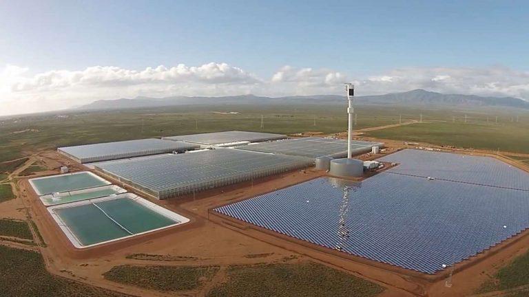 Australian Farm Turns Seawater Into Fresh Water