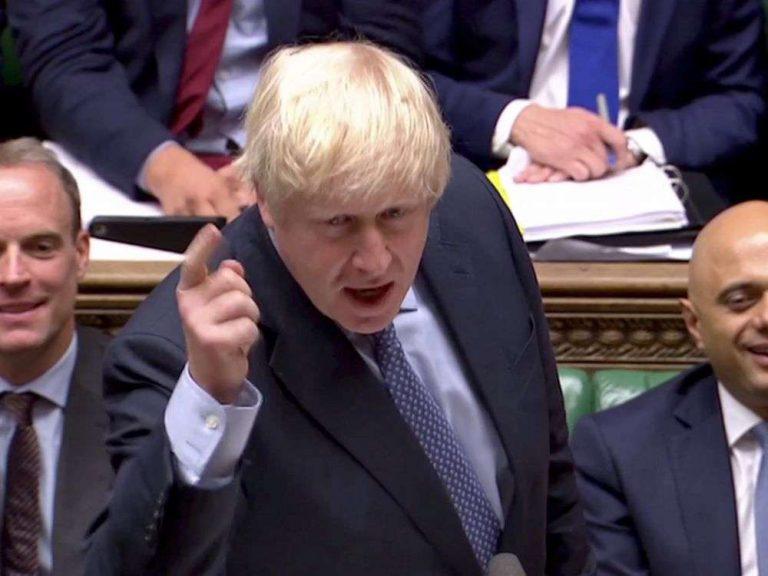 Boris Johnson préférerait «être mort» plutôt que de demander un report du Brexit