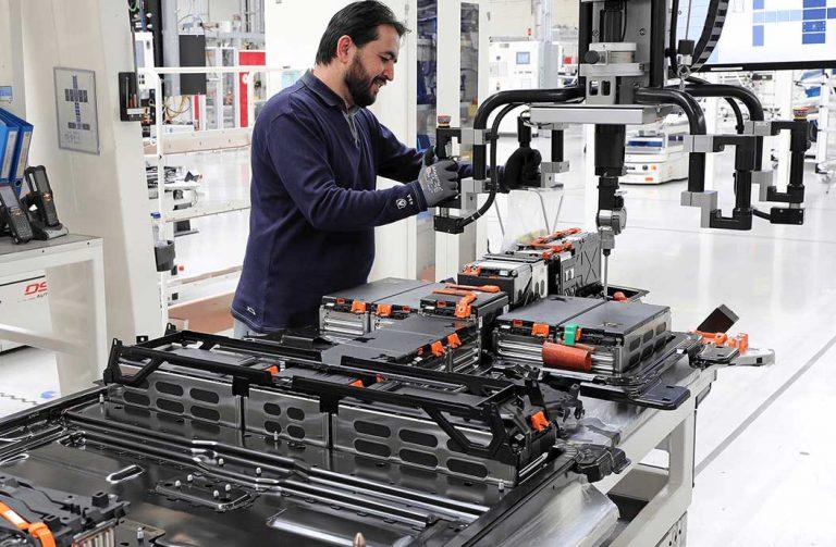 Deuxième consortium allemand pour des batteries européennes