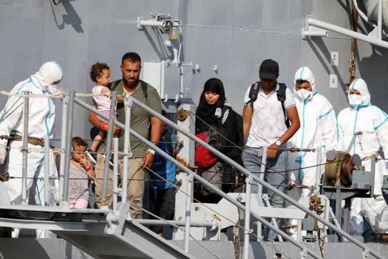 Europe. Les pays qui refuseront des migrants exclus de l'espace Schengen?