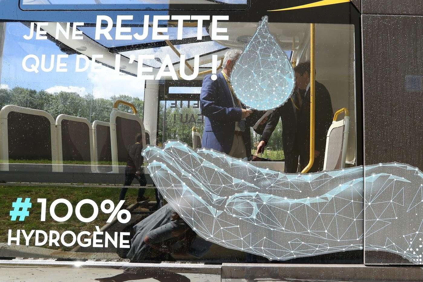 «Hydrogène» dans «Energies du futur»