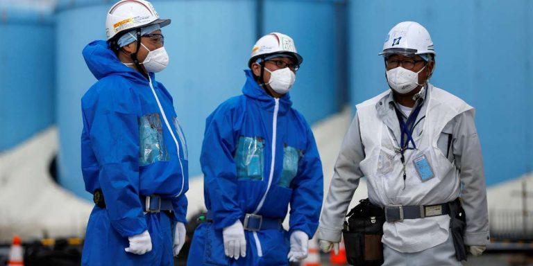 Il n'y aura plus d'espace pour stocker l'eau radioactive de la centrale de Fukushima en 2022