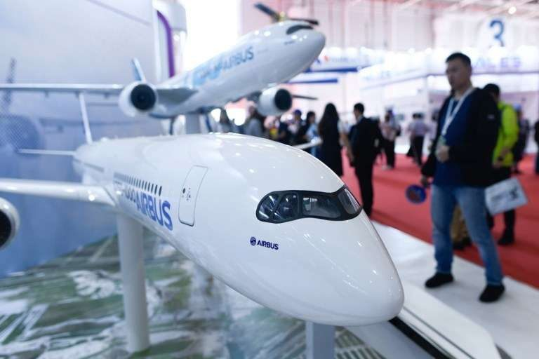 Le nombre d'avions dans le monde va plus que doubler d'ici 20 ans estime Airbus