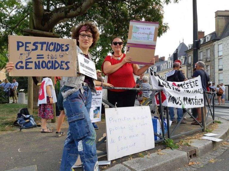 Lutte anti-pesticides : les maires multiplient leurs arrêtés et s'organisent en collectif
