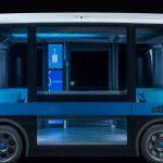 Olli 2.0 : une navette autonome imprimée en 3D