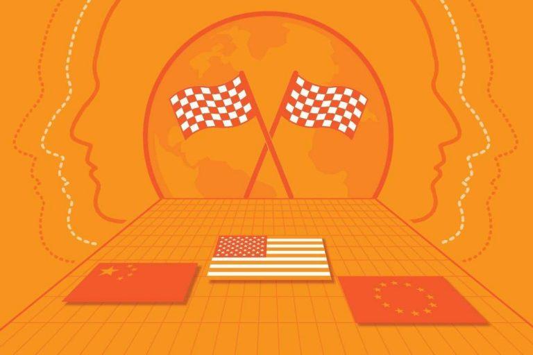 Qui gagne la course à l'IA : la Chine, l'Union européenne ou les États-Unis ?