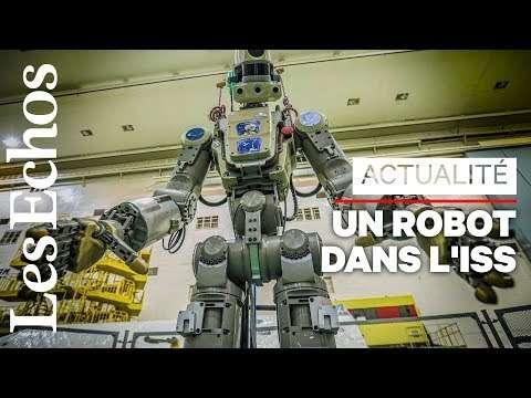 Un « robot humanoïde » dans la station spatiale internationale