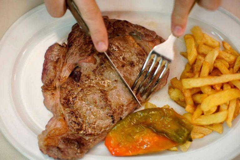 """Alimentation. Un steak de bœuf a été """"produit"""" dans l'espace"""
