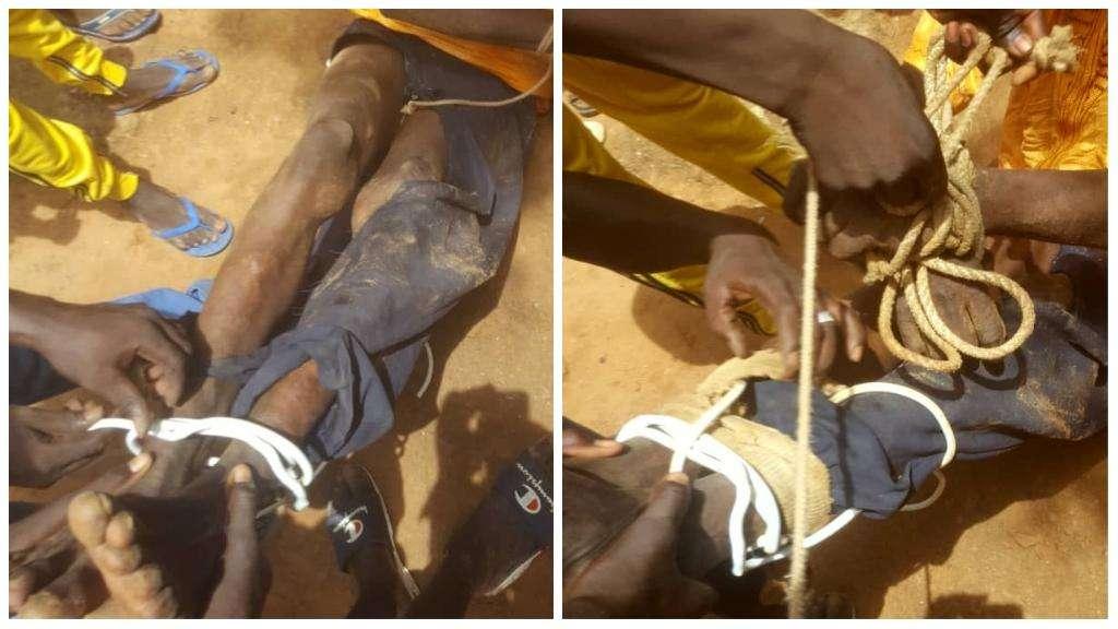 Au Mali, un homme malmené et ligoté en public pour s'être opposé à l'esclavage