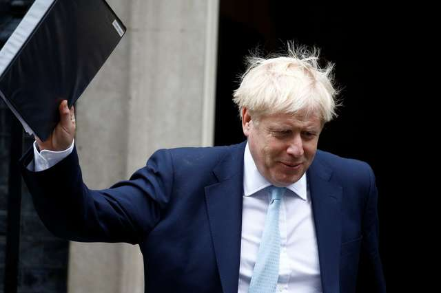 Brexit: Johnson demandera un report à l'UE faute d'accord, selon des documents judiciaires