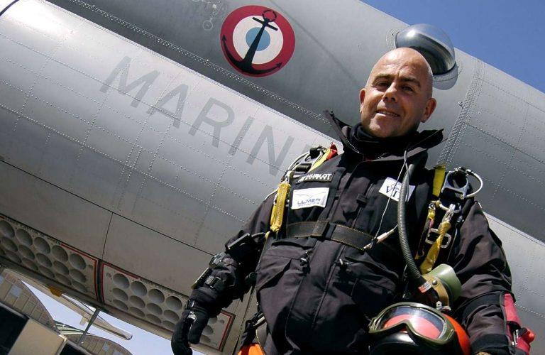 Cet ancien commando marine crée un drone d'intervention rapide pour larguer matériels et parachutistes
