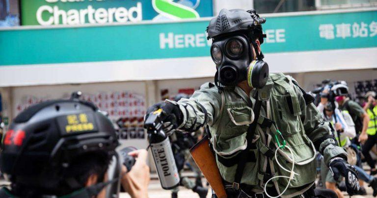 Cette nouvelle arme chinoise qui fait trembler les manifestants de Hong Kong