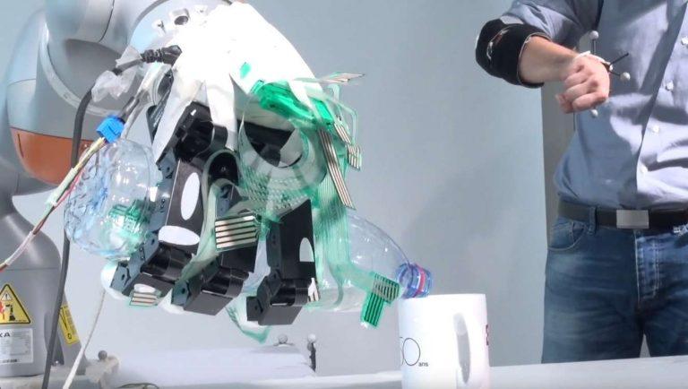 Des chercheurs suisses élaborent une prothèse ultra-précise grâce au machine learning