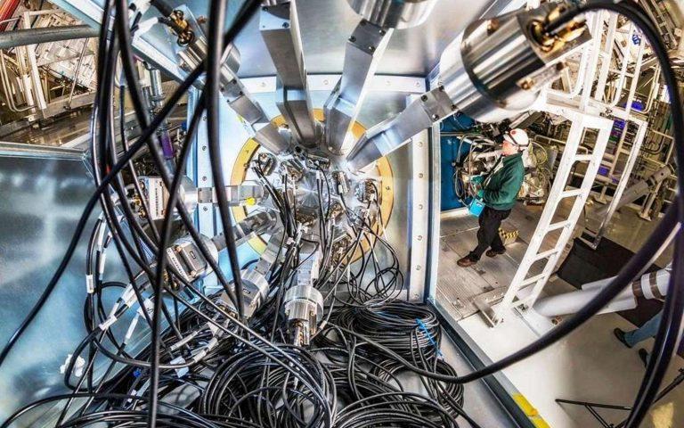 Fusion intertielle : un cœur de soleil reproduit en laboratoire grâce au laser
