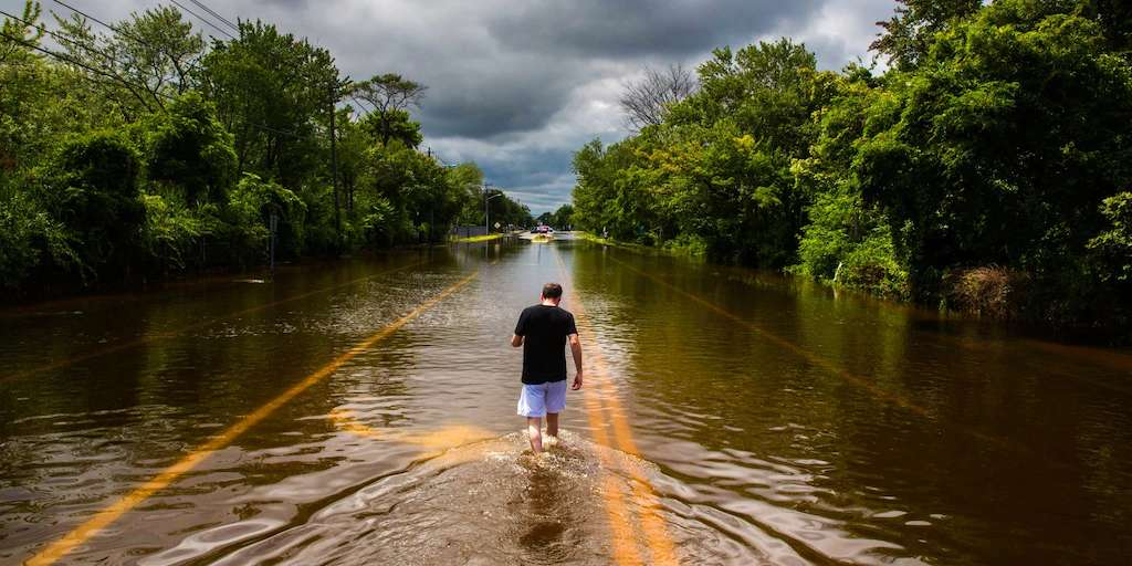 Goldman Sachs released a 34-page analysis of the effects of climate change. And the results are terrifying. | Markets Insider
