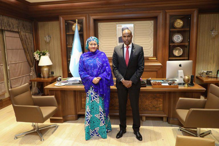 En Somalie, l'ONU et l'Union africaine saluent les progrès en matière de participation des femmes à la paix