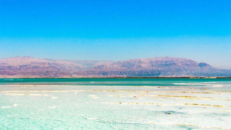 La mer Morte menacée aujourd'hui de disparaître à tout jamais