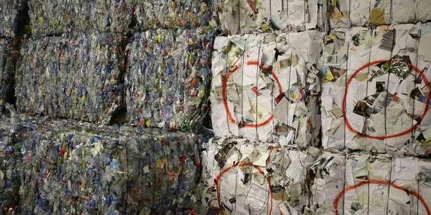 «Le ciel s'est assombri» pour les professionnels du recyclage