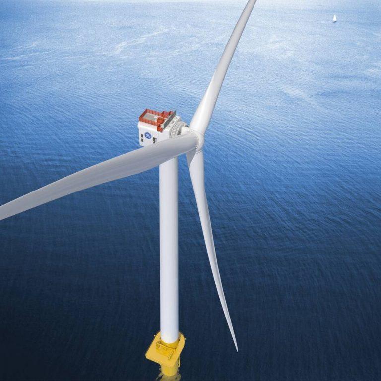 L'éolienne la plus puissante du monde équipera le plus grand parc éolien existant